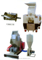 waste plastic film/bottle recycling machine, plastic crushing washing drying machine