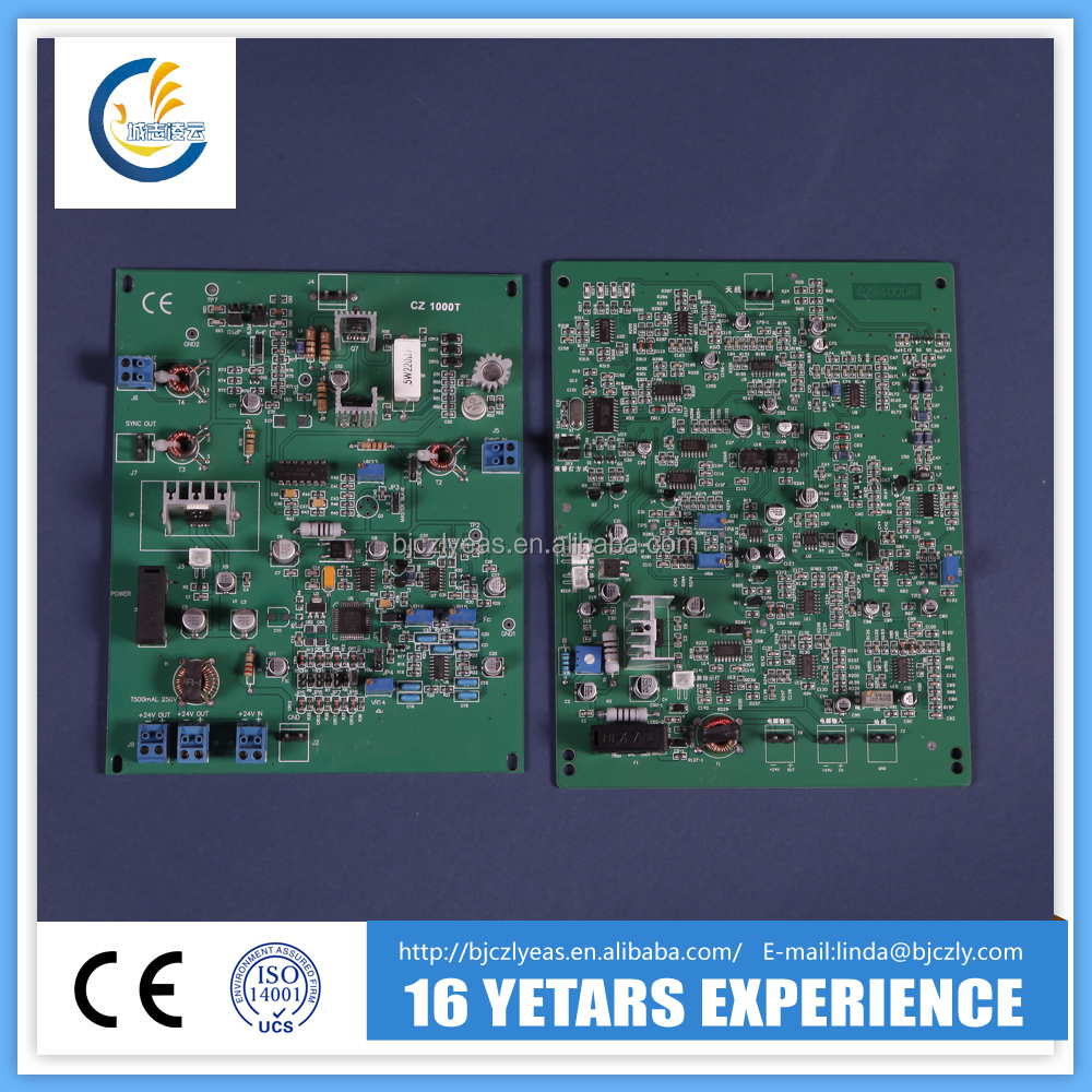 CZLY High Quality EAS PCB Electronic Board/ RF Tx& RX circuit board