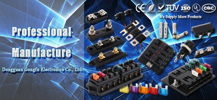 High speed fuses / fast acting fuses / 6*30 electrical ceramic fuses