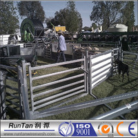 High quality sheep yard panels( factory, ISO 9001 certificate )