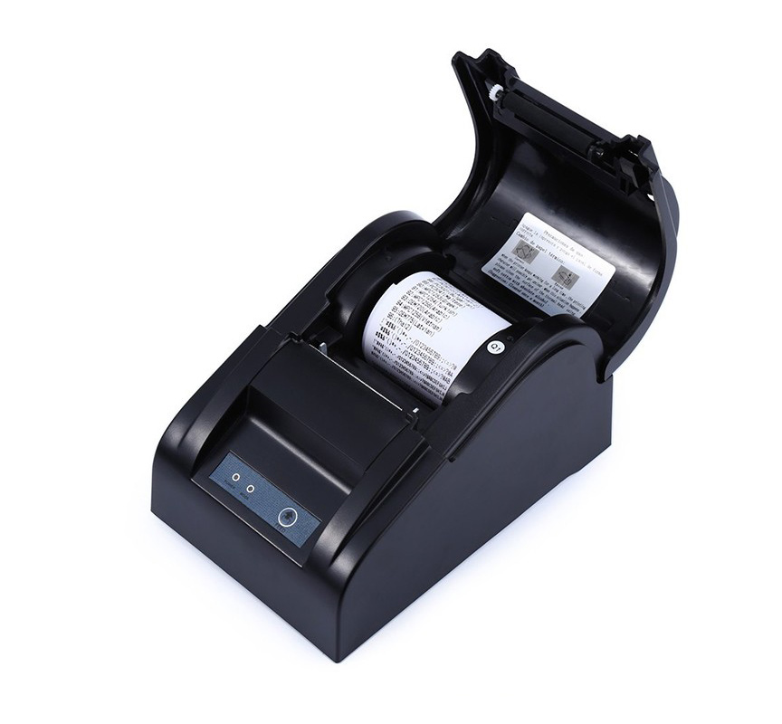 NT-5890T android barcode printers and scanners thermal printer pos printer