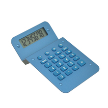 Cheap Novelty Electronic Small Size Desktop Penholder Lcd Calculator