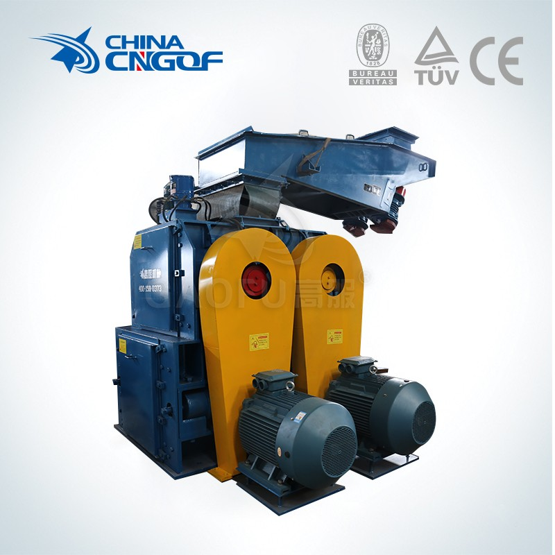 The Technical Crushing Double Roller Crusher