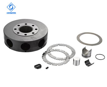 Hydraulic Motor Part Poclain MS11 rotary group assembly