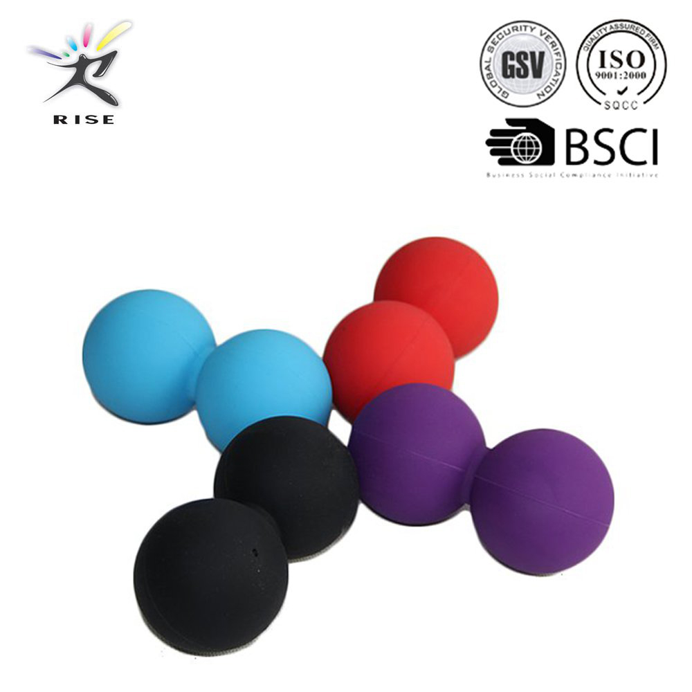 Promotional Rubber Lacrosse Ball NCAA