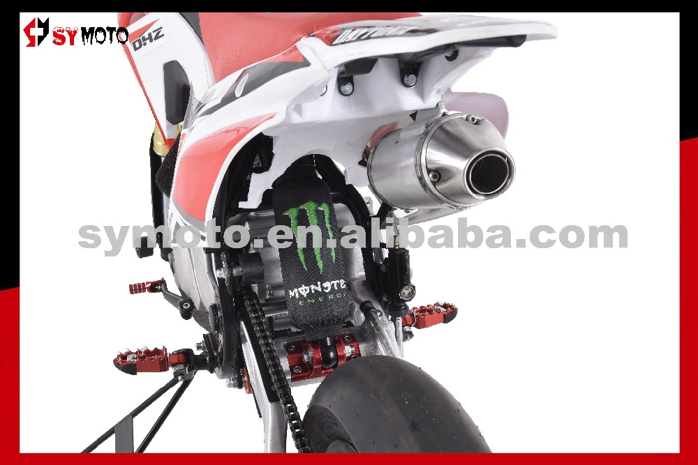125cc motard Entry level off road moto pitbike motorcycle Symoto Racing bike