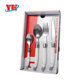 Top seller 2018 Laguiole 24 pcs cutlery sets produced by yangjiang professional factory