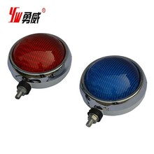 Price off red blue led headlight motorcycle light