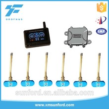 200 Psi 2.8inch lcd screen Tire Pressure Monitoring System/TPMS