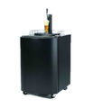128L 170L Single Or Double Tap Automatic Draught Beer Fridge Dispenser Cooler Refrigerator Beer Keg