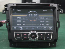 8inch car dvd gps for MG GT with bluetooth radio ipod iphone player usb sd reader