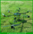 high performance agriculture sprayer uav with CE FCC ROHS certificate