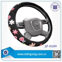car accessories girl car steering wheel covers