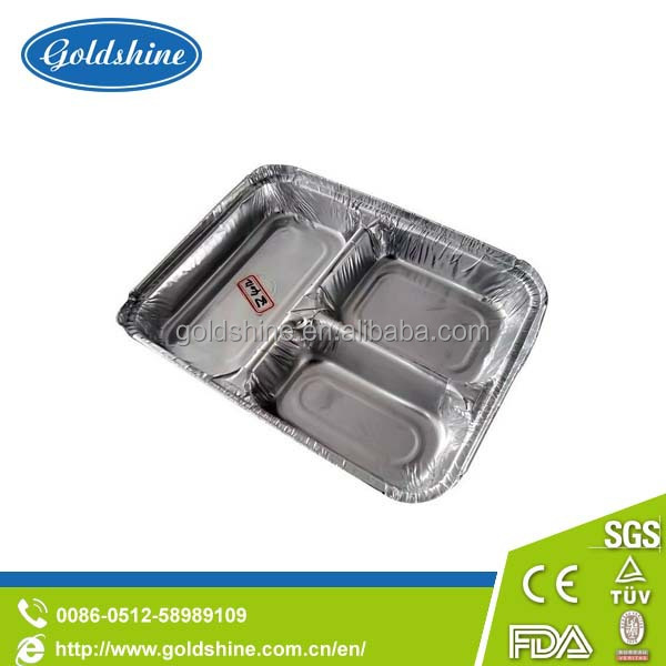 Rectangle Aluminium Foil Container,disposable aluminum foil lunch box