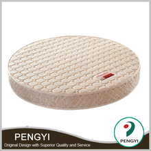 Cheap king size round mattress,round mattress,round bed mattress PY8620