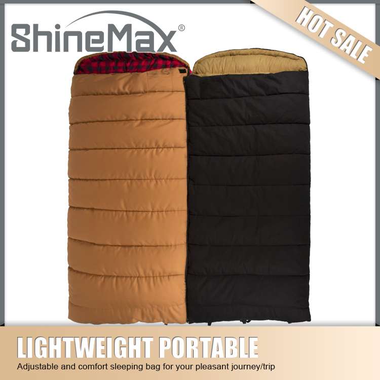 High Quality Lightweight Military Down Sleeping Bag for Extreme Cold Weather