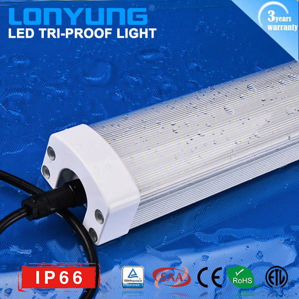 energy saving lamp factory LED Tri-proof light IP66 TUV SAA ETL List innovative new home products