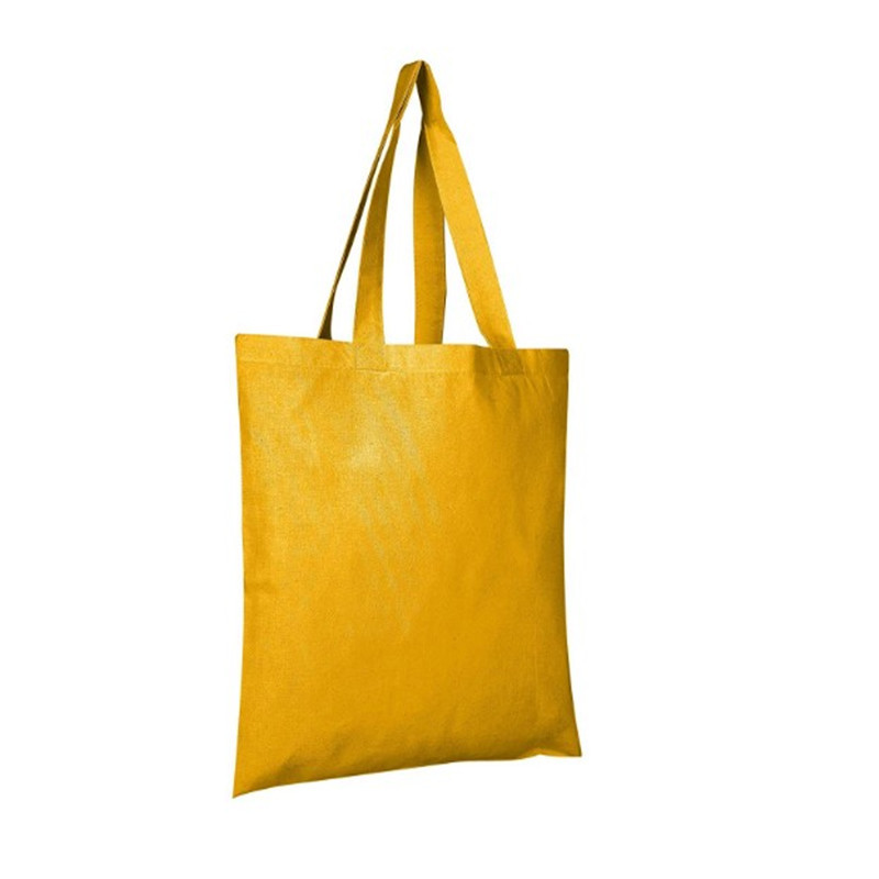 Promo wholesale 100% recycled organic cotton tote bags