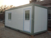modern prefabricated folding container house
