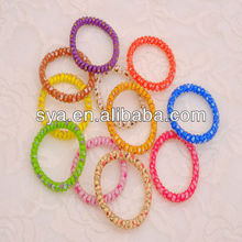 2014 Fashion Multicolor Elastic hair band