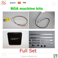 IR6000 bga machine Spare Parts Omega Thermocouple + Thermocouple Wire Holder + 450W Heat Plate + BGA Fixture