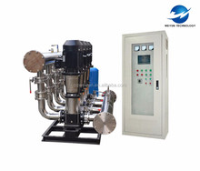 long distance domestic water pressure booster pumps for houman consumption&water supply