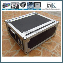Hot Selling Movable Powder Coating Steel 2U Rack Case by China OEM factory