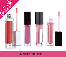 LED lip gloss with light and mirror lip gloss containers