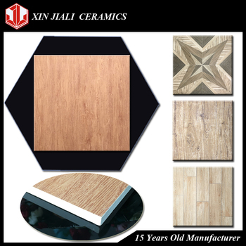 2016 Hot On Sale Wooden Finish Ceramic Tiles