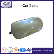 Blue Pearl shifting car paint color for spray paint car