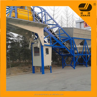 35 m3/h YHZS35 Ready Mixed Mobile Concrete batching plant for sale