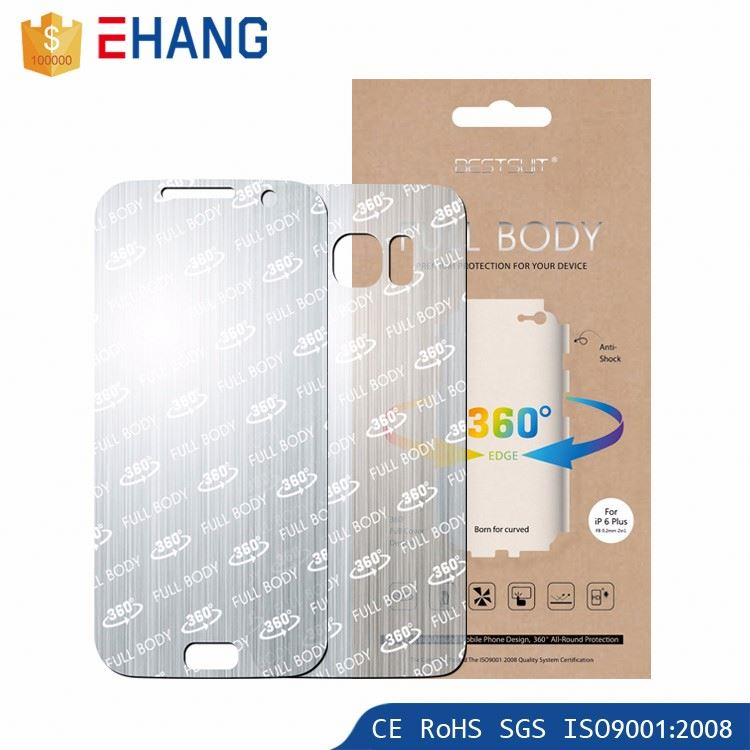 2016 China brand screen protector for Samsung Galaxy J3