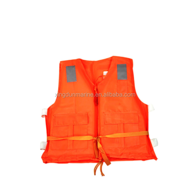 Polyethylene Foam Life Jacket (blue/yello/orage)