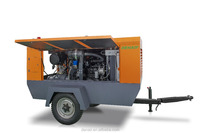 194kw portable air compressor for mining China supplier