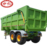Heavy Duty Hydraulic Tipping Tandem Axle Farm Wagon Trailer For Tractor