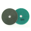 Hand polishing diamond grinding pad For granite