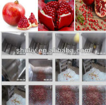 2014 High Quality pomegranate extract Ellagic Acid and Punicalagins-pomegranate peeling machine/ 0086-15838061759
