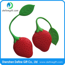 Eco-friendly Food Grade Safe Silicone Tea Bag Silicone Tea Infuser