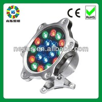 Discount odm outdoor led underwater lights