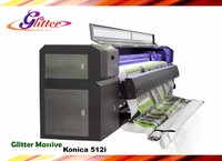 New fashion Latest Glitter large format tarpaulin printer