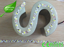12v high lumen 2835 led strip light /2835 S shape Led Strip Light