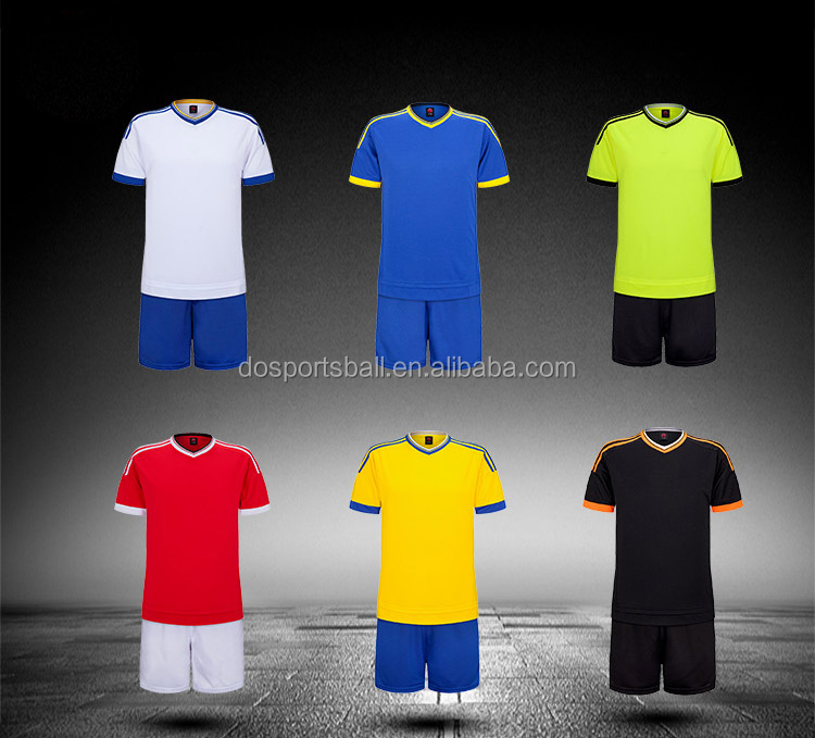 soccer jersey and shorts,wholesale new soccer kits