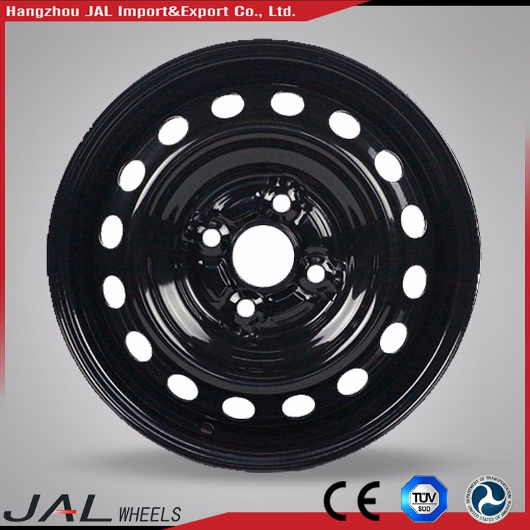 Factory Supply High Precision 2016 Hot Sale Passenger Car Steel Wheels