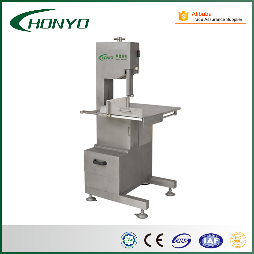 bone meat cutting saw machine