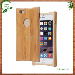Cheap Funny Wooden Combine Case For iphone 6S