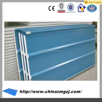 polyurethane foam sandwich panel for wall or roof with cheap price