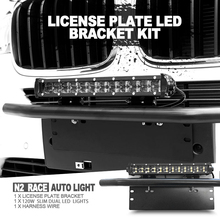 High Lumen License Number Plate Car accessories 120W Light spare parts led auto light