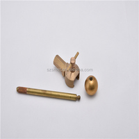 Environmental Copper Accessories Of Lathe Cnc Machining Parts