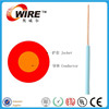 Owire PVC insulated power cable Copper PVC insulated electric wires 450/750V Energy Wire for household and mechanical equipment
