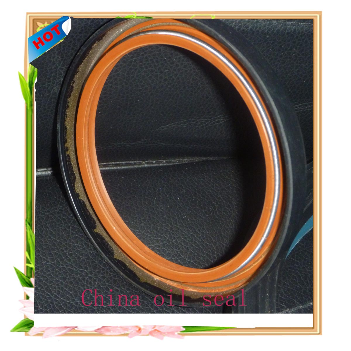China auto parts hyundai verna oil seal NBR